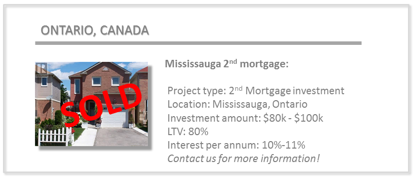 past deal - mississauga 2nd