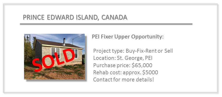 past deals - pei 1
