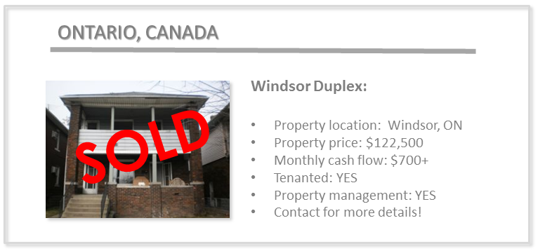past deals - windsor