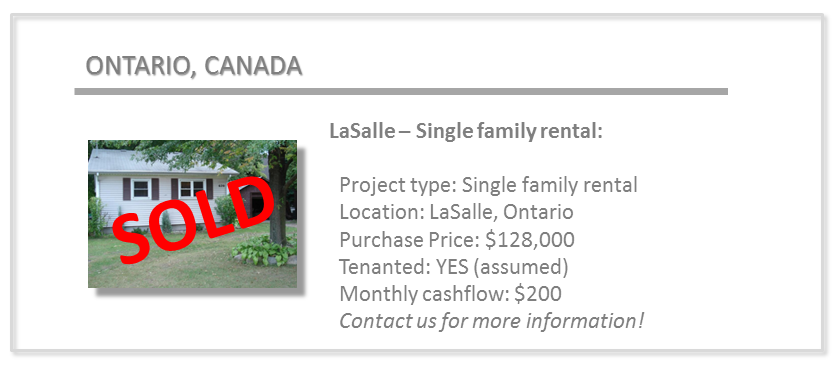 past deals - lasalle